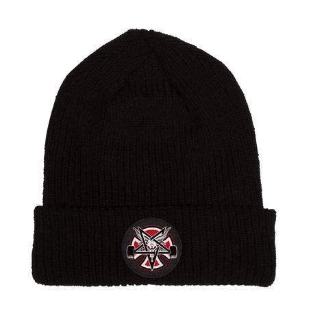 Independent X Thrasher Pentagram Beanie - Black