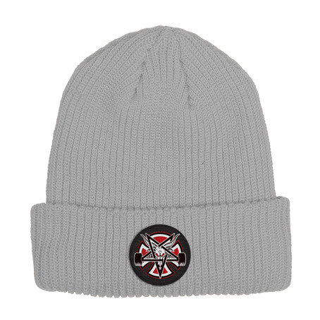Independent X Thrasher Pentagram Beanie - Grey