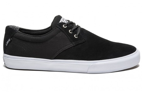 Lakai MJ - Black Suede