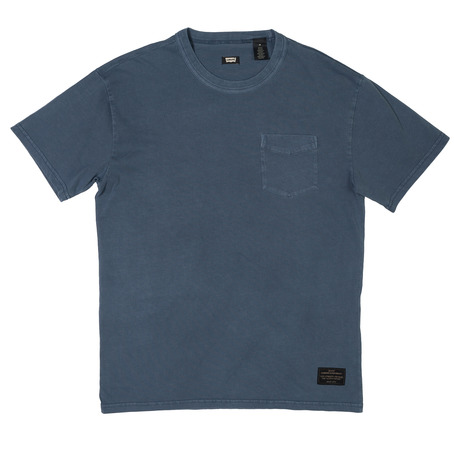 Levis Skateboarding Pocket T-Shirt - Dress Blues