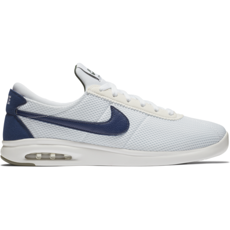Nike SB Air Max Bruin Vapor - White/Blue Void/Midnight Green