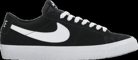 Nike SB Blazer Low - Black/White