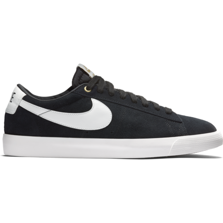 Nike SB Blazer Low GT - Black/Sail