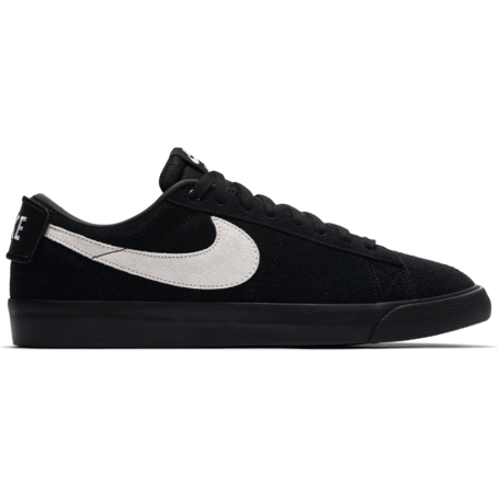 Nike SB Blazer Low GT - Black/White/Black