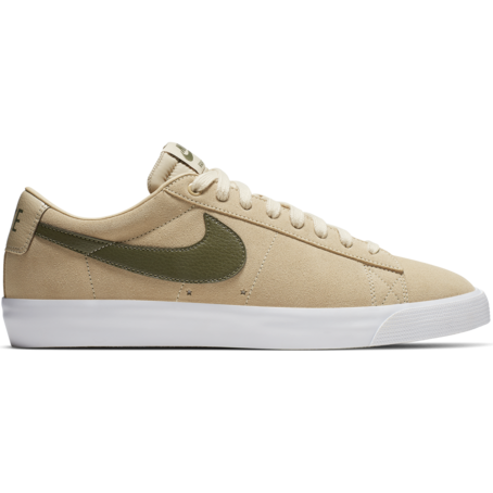 Nike SB Blazer Low GT - Desert Ore/Medium Olive