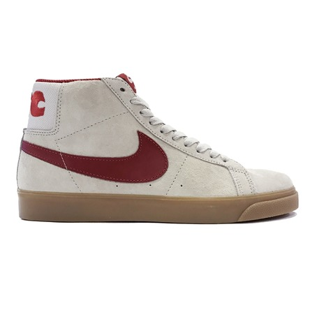 Nike SB Blazer Mid FTC - Light Bone/Brickhouse/Gum