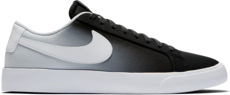 Nike SB Blazer Vapor Textile - Black/White/Pure Platinum