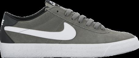Nike SB Bruin - Tumbled Grey/White/Black
