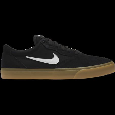 Nike SB Chron Solarsoft - Black/White