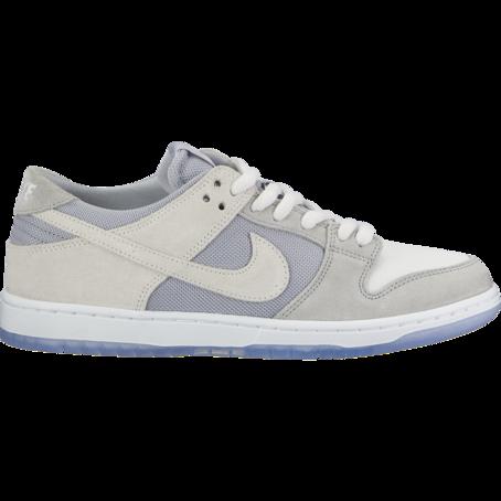 Nike SB Dunk Low Pro - Wolf Grey/Summit White/Clear