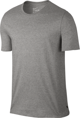 Nike SB Essential T-Shirt - Heather Grey
