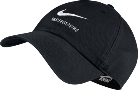 Nike SB H86 Cap - Black/White