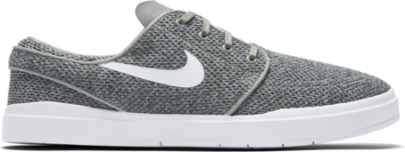 Nike SB Janoski Hyperfeel - Wolf Grey/White