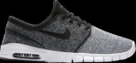 Nike SB Janoski Max - White/Black/Dark Grey