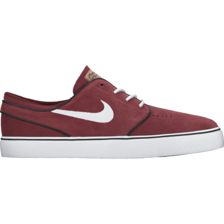 Nike SB Janoski OG - Red Earth/White