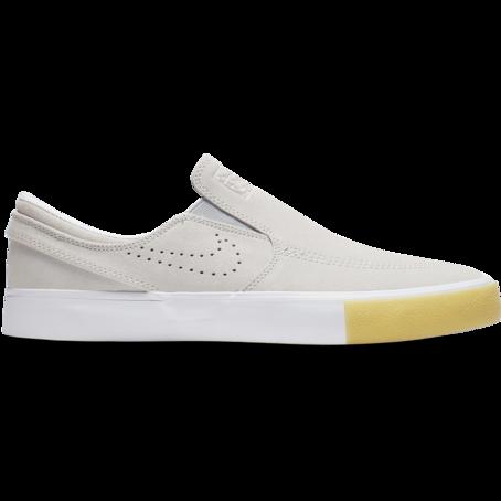 Nike SB Janoski Slip On Remastered - White/Vast Grey/Gum
