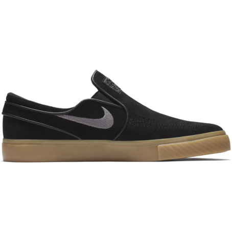 Nike SB Stefan Janoski Slip On - Black/Gum