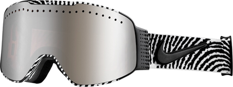 Nike Snowboarding Fade Goggles - White/Black-Ionized