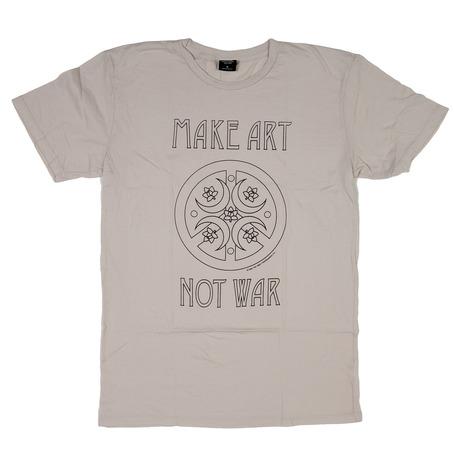Obey Make Art Not War Premium T-Shirt