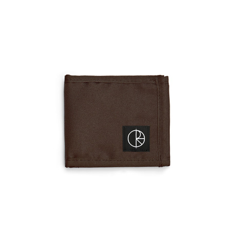 Polar Skate Co Cordura Wallet - Brown