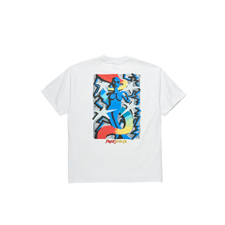 Polar Skate Co Queen T-Shirt - White
