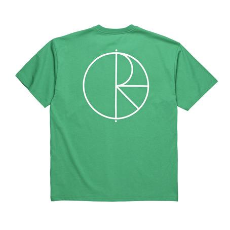 Polar Skate Co Stroke Logo T-Shirt - Green