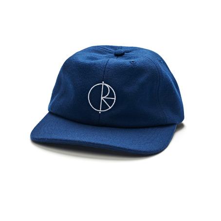 Polar Wool Cap - Navy