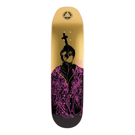 WELCOME AMERICAN IDOLATRY ON BACULUS DECK - 8.75