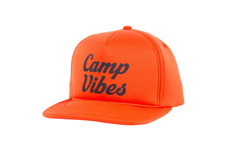 Poler Stuff 70's Vibe Foam Cap - Orange