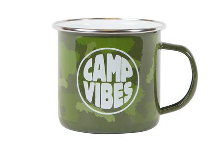 Poler Stuff Camp Mug - Green Camo