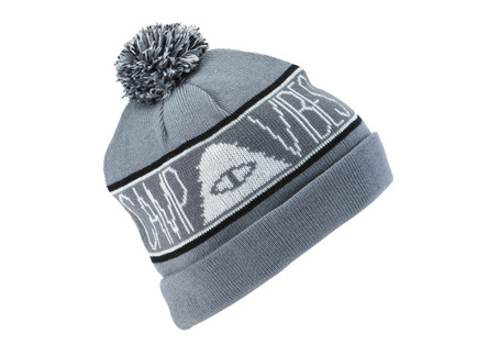 Poler Stuff Camp Vibes Beanie - Grey