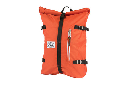 Poler Stuff Classic Rolltop - Burnt Orange