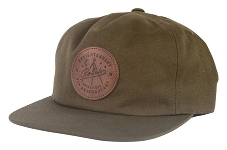 Poler Stuff Enlightenment Cap - Olive
