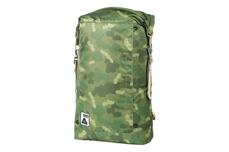 Poler Stuff Rolltop 2.0 Pack - Green Camo