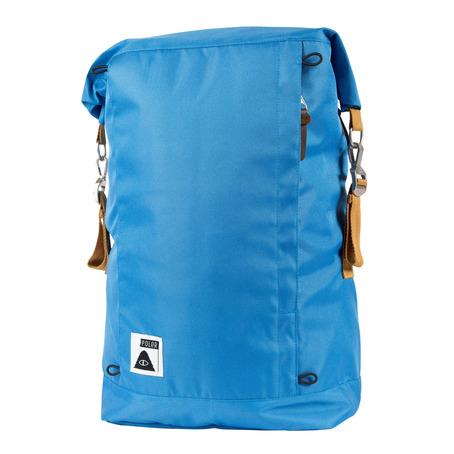 Poler Stuff Rolltop Pack - Blue