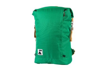 Poler Stuff Rolltop Pack - Bright Green