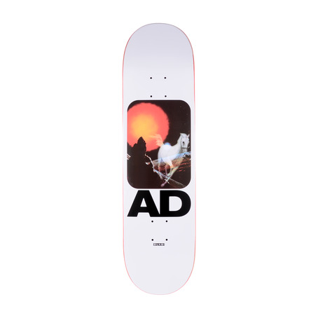 Quasi Davis 'After Death' Deck - 8.375