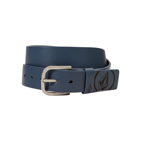 Volcom Redux Belt - Blue/Grey