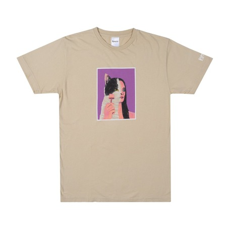 Rip N Dip Identity Crisis T-Shirt - Tan