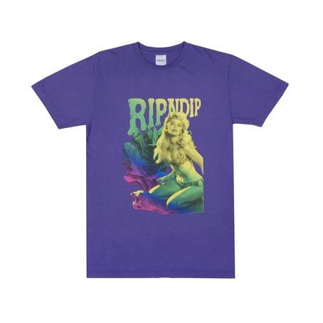 Rip N Dip Jane T-Shirt - Purple