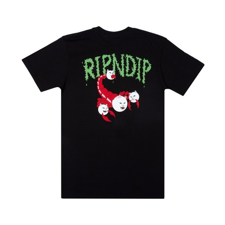 Rip N Dip Sting T-Shirt - Black