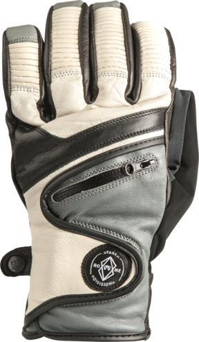 Rome Bushwood Gloves - White