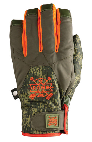 Rome Sanchez Gloves - Camo