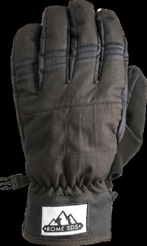 Rome Stranger Glove - Black