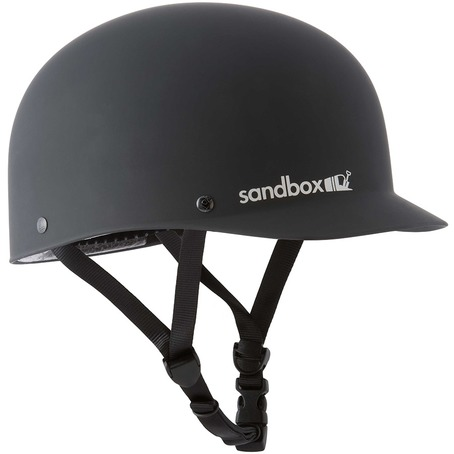 Sandbox Classic Snow Helmet - Black