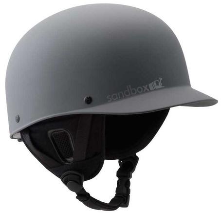 Sandbox Classic Snow Helmet - Grey