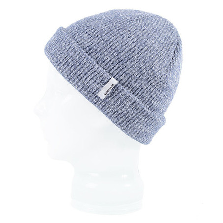 Spacecraft Salted Beanie - Light Blue