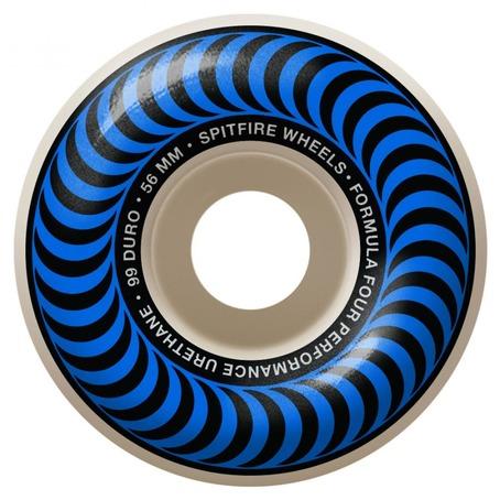 SPITFIRE FORMULA 4 CLASSIC WHEELS - BLUE 99DU - 56MM