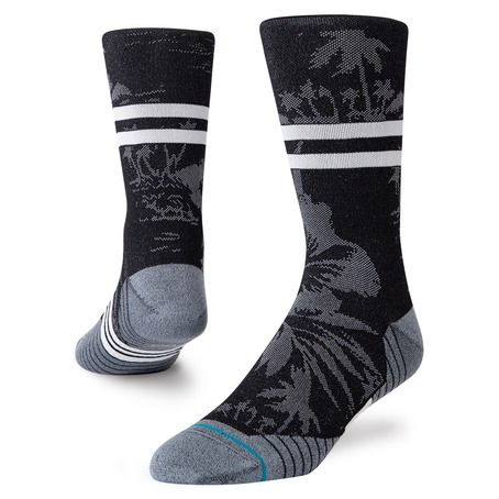 Stance Belfort Bike Socks - Black