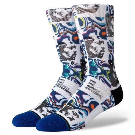 Stance Hendrix Dissolve Socks - Multi